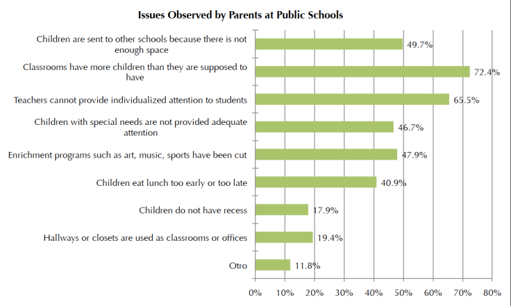 Issues Faced by Children in Overcrowded Schools